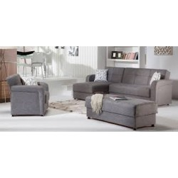 VISION SECTIONAL - DIEGO GRAY